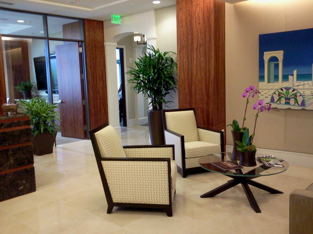 Commercial - Miami Interior office plant leasing & service